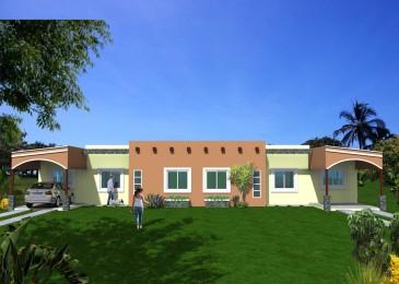 Duplex 1 Planta B 300