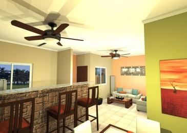 Modelo Duplex Interior 300